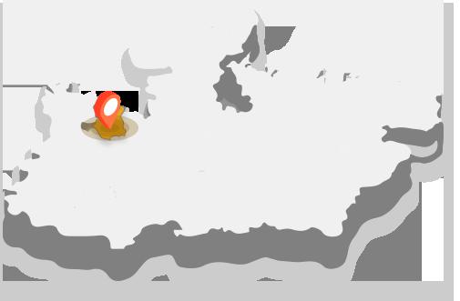 Agar Map Image