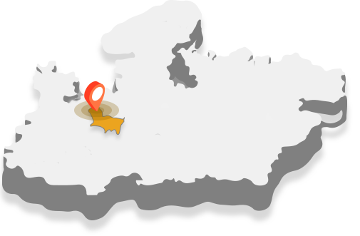 शाजापुर Map Image